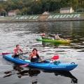 Pasaulinė turizmo diena su LKKA. Plaukimas Nemunu.